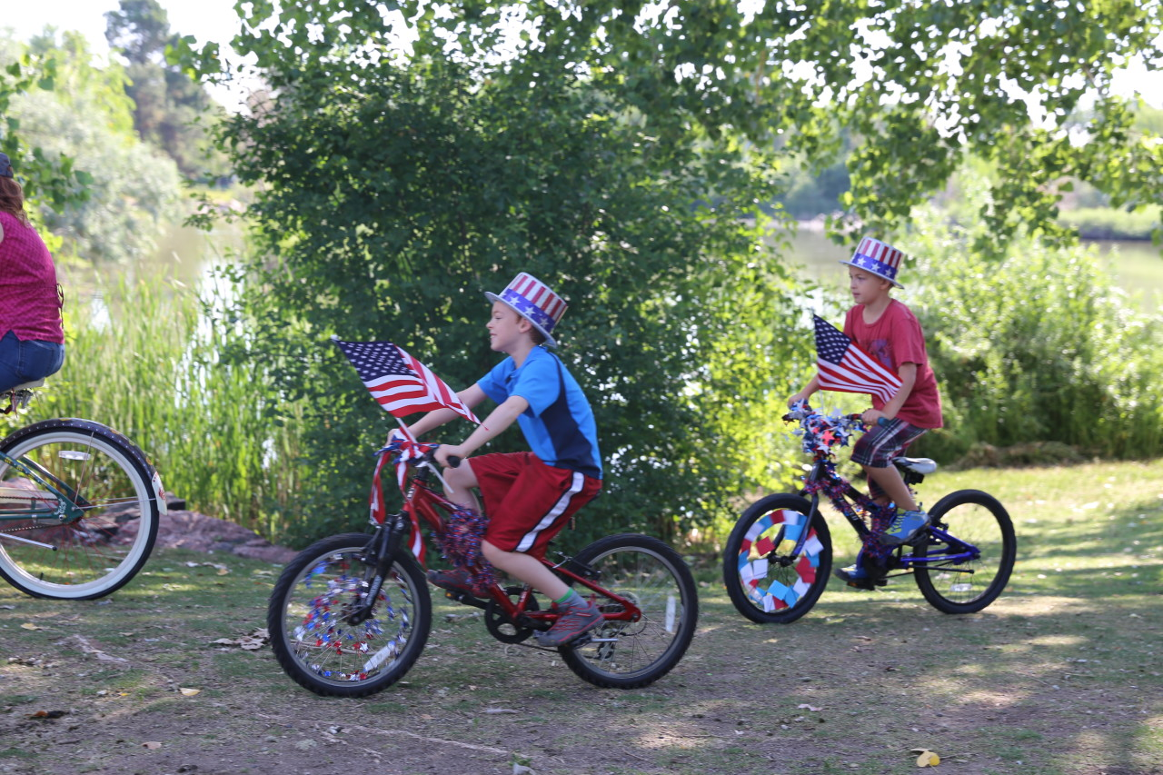 4th of July Bike Parade, 2014 – 02